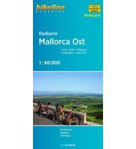 Radkarten Bikeline-Radkarte RK-MALLO02, Mallorca Ost 1:60.000 Verlag Esterbauer GmbH