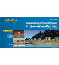 Radführer Bikeline-Radtourenbuch Ostseeküsten-Radweg 1:85.000 Verlag Esterbauer GmbH