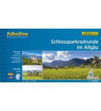 Radführer Bikeline-Radtourenbuch Schlossparkrunde Allgäu 1:50.000 Verlag Esterbauer GmbH