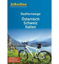Radführer RadFernWege Österreich, Schweiz, Italien Verlag Esterbauer GmbH