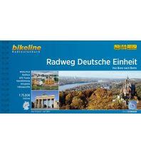 Radführer Bikeline-Radtourenbuch Radweg Deutsche Einheit 1:75.000 Verlag Esterbauer GmbH
