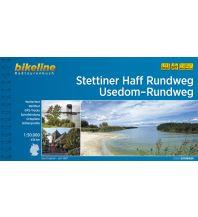 Radführer Bikeline-Radtourenbuch Stettiner Haff Rundweg, Usedom-Rundweg 1:50.000 Verlag Esterbauer GmbH