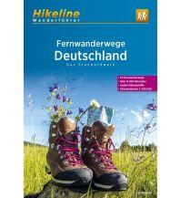 Weitwandern Fernwanderwege Deutschland Verlag Esterbauer GmbH