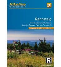 Wanderführer Fernwanderweg Rennsteig Verlag Esterbauer GmbH