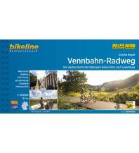 Radführer Bikeline-Radtourenbuch Vennbahn-Radweg 1:50.000 Verlag Esterbauer GmbH