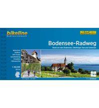 Radführer Bikeline-Radtourenbuch Bodensee-Radweg 1:50.000 Verlag Esterbauer GmbH