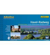 Radführer Bikeline-Radtourenbuch Havel-Radweg 1:50.000 Verlag Esterbauer GmbH