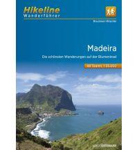 Wanderführer Hikeline-Wanderführer Madeira 1:35.000 Verlag Esterbauer GmbH