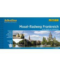 Radführer Bikeline-Radtourenbuch Mosel-Radweg Frankreich 1:50.000 Verlag Esterbauer GmbH