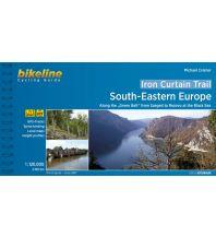 Radführer Iron Curtain Trail South-Eastern Europe 1:120.000 Verlag Esterbauer GmbH