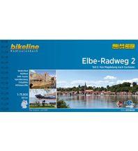 Radführer Bikeline-Radtourenbuch Elbe-Radweg, Teil 2, 1:75.000 Verlag Esterbauer GmbH
