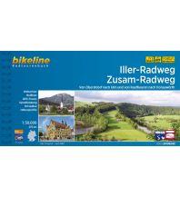 Radführer Bikeline-Radtourenbuch Iller-Radweg, Zusam-Radweg 1:50.000 Verlag Esterbauer GmbH