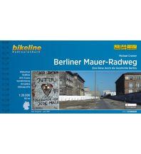 Radführer Bikeline-Radtourenbuch Berliner Mauer-Radweg 1:20.000 Verlag Esterbauer GmbH