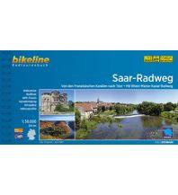 Radführer Bikeline-Radtourenbuch Saar-Radweg 1:50.000 Verlag Esterbauer GmbH