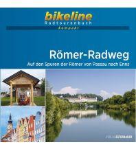 Radführer Bikeline-Radtourenbuch kompakt Römer-Radweg 1:50.000 Verlag Esterbauer GmbH