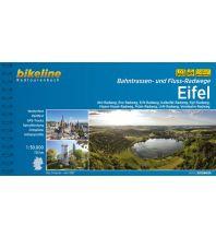 Radführer Bikeline-Radtourenbuch Bahntrassen- und Fluss-Radwege Eifel 1:50.000 Verlag Esterbauer GmbH