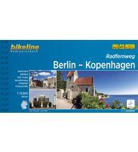 Bikeline Radtourenbuch Radfernweg Berlin - Kopenhagen 1:75.000 Verlag Esterbauer GmbH