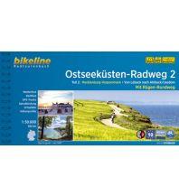 Bikeline Radtourenbuch Ostseeküsten-Radweg Teil 2, 1:50.000 Verlag Esterbauer GmbH