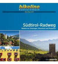 Bikeline-Radtourenbuch kompakt Südtirol-Radweg 1:50.000 Verlag Esterbauer GmbH