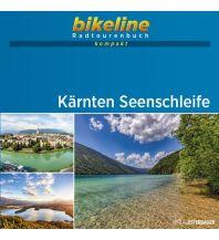 Bikeline Radtourenbuch kompakt Kärnten Seenschleife 1:50.000 Verlag Esterbauer GmbH
