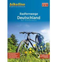 Radführer RadFernWege Deutschland Verlag Esterbauer GmbH