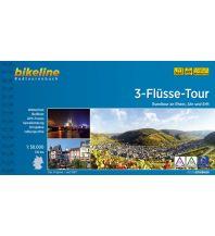 Bikeline-Radtourenbuch 3-Flüsse-Tour 1:50.000 Verlag Esterbauer GmbH