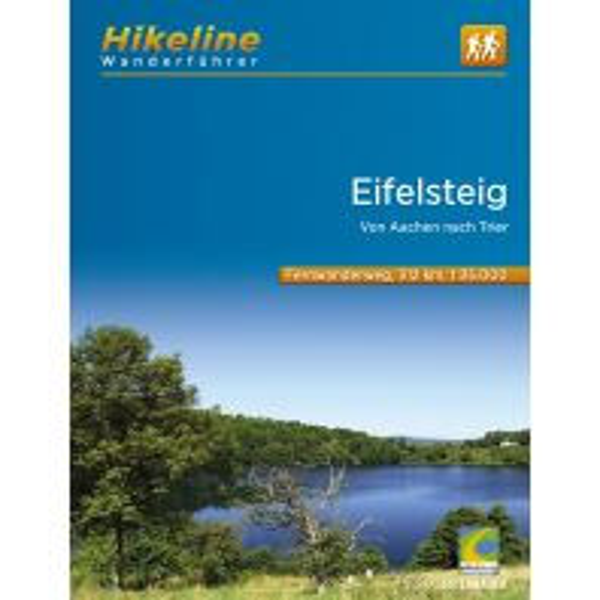 Wanderführer Eifelsteig Verlag Esterbauer GmbH