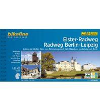 Bikeline Radtourenbuch Elster-Radweg, Radfernweg Berlin-Leipzig 1:50.000 Verlag Esterbauer GmbH