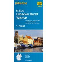Radkarte Lübecker Bucht, Wismar (RK-MV01) Verlag Esterbauer GmbH