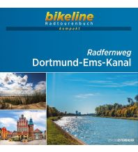 Bikeline Radtourenbuch kompakt Radfernweg Dortmund-Ems-Kanal 1:50.000 Verlag Esterbauer GmbH