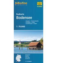 Radkarte Bodensee (RK-BW08) Verlag Esterbauer GmbH