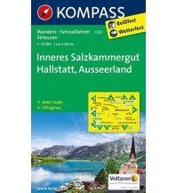 Wanderkarten Steiermark Inneres Salzkammergut - Hallstatt - Ausseerland Kompass-Karten GmbH