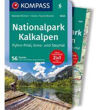 Wanderführer Kompass-Wanderführer 5645, Nationalpark Kalkalpen Kompass-Karten GmbH