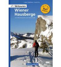 Skitourenführer Österreich Skitouren Wiener Hausberge - vom Wienerwald bis zum Hochschwab Verlag Berger