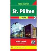 f&b Stadtpläne St. Pölten Freytag-Berndt und ARTARIA