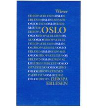 Reiseführer Europa Erlesen Oslo Wieser Verlag Klagenfurt