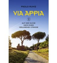 Reiseführer Via Appia Folio Verlag