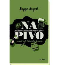 Reiseführer Na Pivo  mit Bohumil Hrabal und Jaroslav Hašek Löcker Verlag