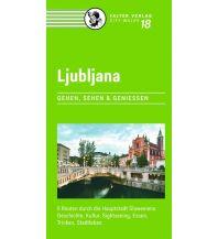 Reiseführer Ljubljana/Laibach Falter Verlags-Gesellschaft mbH