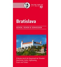 Reiseführer Bratislava Falter Verlags-Gesellschaft mbH