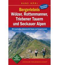 Winterwander- und Schneeschuhführer Bergerlebnis Wölzer, Rottenmanner, Triebener Tauern und Seckauer Alpen Leykam Verlag
