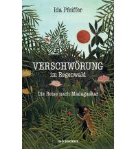 Reiselektüre Verschwörung im Regenwald Lenos Verlag