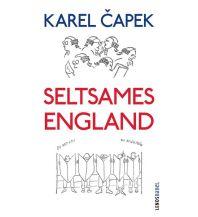 Reiseführer Seltsames England Lenos Verlag