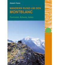 Wanderführer Wandern rund um den Montblanc Rotpunktverlag rpv