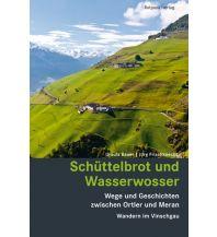 Weitwandern Schüttelbrot und Wasserwosser Rotpunktverlag rpv
