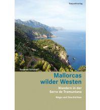 Weitwandern Mallorcas wilder Westen Rotpunktverlag rpv