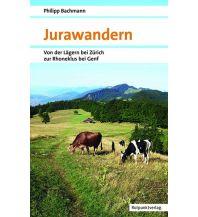 Wanderführer Jurawandern Rotpunktverlag rpv