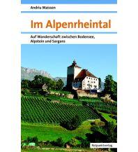 Wanderführer Im Alpenrheintal Rotpunktverlag rpv