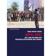 Reiseführer Nepal bebt Rotpunktverlag rpv
