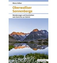 Wanderführer Oberwalliser Sonnenberge Rotpunktverlag rpv